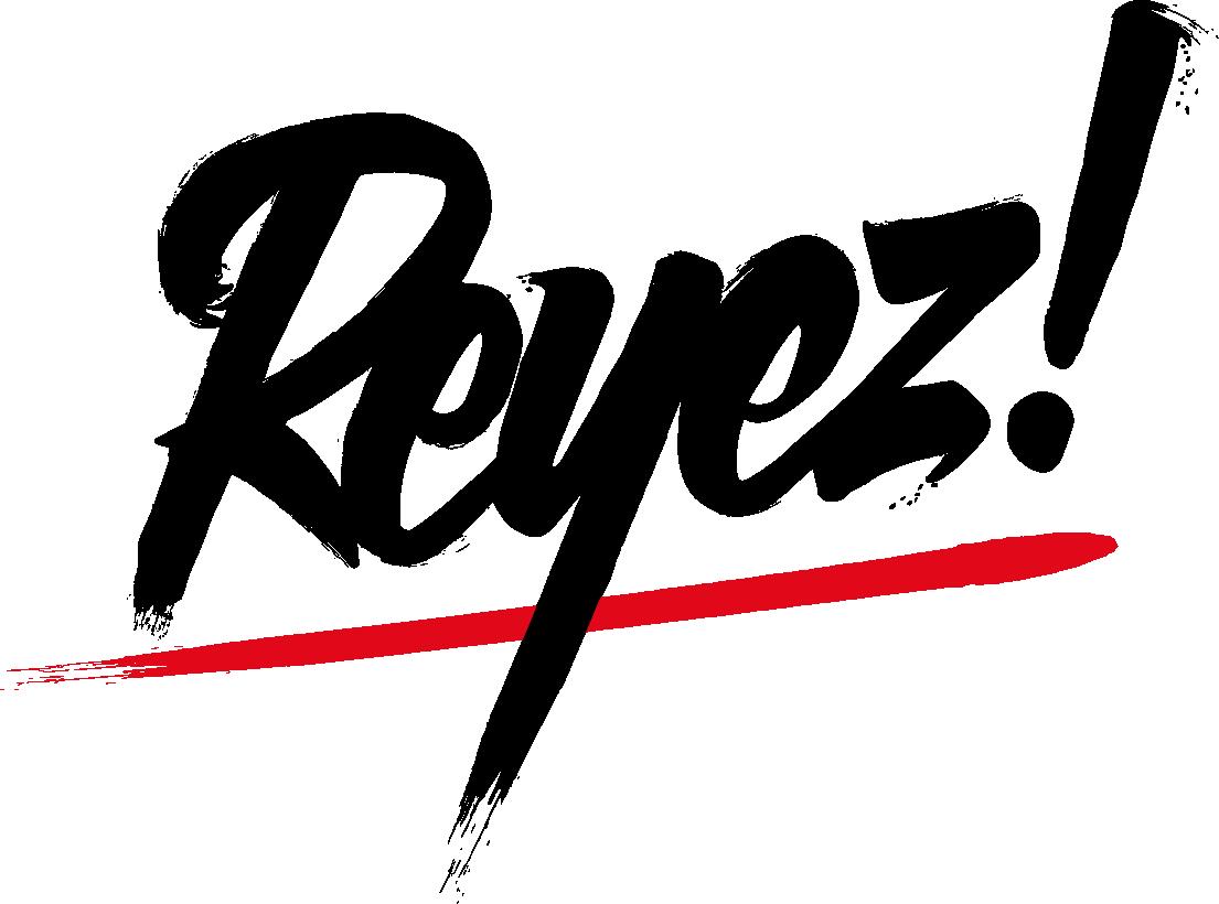 Logo van Reyez!