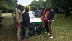 rijles in Kenia