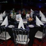 mooi gedekte tafels