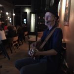 Gitarist Mark de Vries